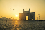 India, Maharashtra, Mumbai, Gateway of India, the Gateway of India at Dawn