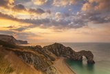 Durdle Door, Lulworth Cove, Jurassic Coastdorset, England