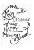 Love Is The Beginning
