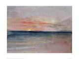 Sunset, 1851