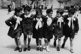 Portrait of Children: the First Class