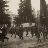 WWI: Funeral of an Infantryman