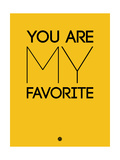 You are My Favorite Yellow