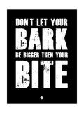 Bark and Bite Black