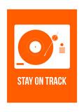 Stay on Track Orange