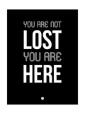 You are Not Lost Black