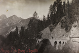 Free State of Verhovac-July 1916: Viaduct in Val Aupa