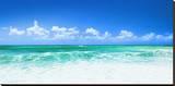 Blue Beach Panorama