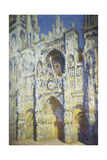 Rouen Cathedral in Full Sunlight, 1893