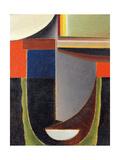Abstract Head: Andante (Abstrakter Kopf: Andante), 1933