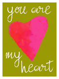 You Are My Heart- Green