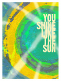 You Shine Like The Sun