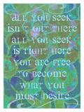 All You Seek