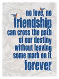 No Love No Friendship