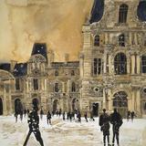 Louvre 5, Paris