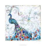 Confetti Peacock II