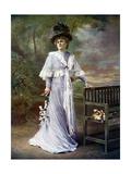Kate Rorke (1866-194), English Actress, 1899-1900