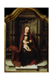 The Virgin and Child Enthroned, 16th Century