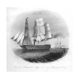 HMS Duke of Wellington, 1857