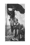 Crusaders Sighting Jerusalem, 1901