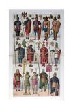 Roman Military and Gladiatorial Costume, C1800-1836
