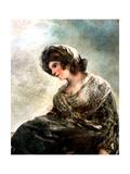 The Milkmaid of Bordeaux, C1824