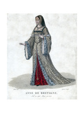 Anne De Bretagne, C19th Century