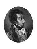 Admiral Sir William Sydney Smith (1764-184), Naval Commander, 1837