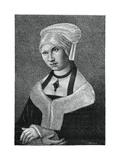 Princess Sibylla of Saxony