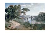The Bridge at Narni, 1827