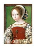 A Little Girl, C1520