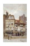 View of Nos 87-89 Drury Lane, Westminster, London, C1880