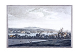 The River Thames at Battersea, London, 1795