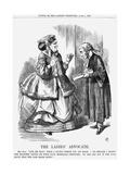 The Ladies' Advocate, 1867
