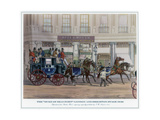 The 'Duke of Beaufort' London and Brighton Stage, 1840