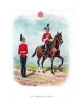 2nd Dragoon Guards, 1915