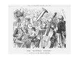The European Concert, 1880