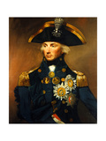 Rear Admiral Sir Horatio Nelson, 1798-1799