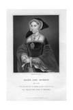 Jane Seymour, Third Wife and Queen of Henry VIII of England