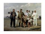 Heroes Crew Homecoming, 1936