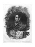 Arthur Wellesley, the 1st Duke of Wellington (1769-185), 1816