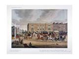The Elephant and Castle Inn, Newington Butts, Southwark, London, 1826