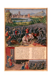 Scenes from the First Crusade, 1096-1099