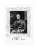 Sir Rufane Shaw Donkin, British Soldier, 19th Century