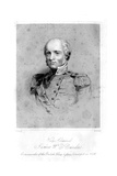 Sir James Whitley Deans Dundas (1785-186), British Admiral, 1855