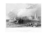 St Nicholas' Church, Liverpool, 1841