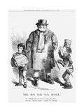 The Boy for Our Money, 1860