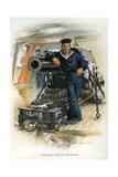 Royal Naval Artillery Volunteers, C1890-C1893