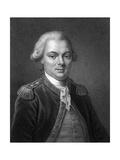 Comte De La Perouse, 18th Century French Navigator, Astronomer and Explorer, C1834