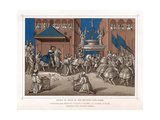 Triumphal Entry of Charles VII, King of France, into Paris, C1435